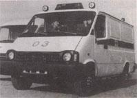 БАЗ-3778  Скорая помощь (BAZ-3778 Ambulance)