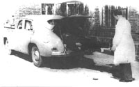 """ГАЗ М20 Победа """"Скорая помощь""""  (GAZ M20 Pobeda ambulance)"""
