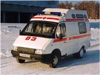 ГАЗ-3251-01 Газель ЧАРЗ