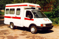 ГАЗ-27401-013  Газель ШЗСА
