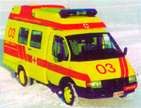 ГАЗ-3986 Газель Профайл