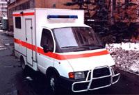 ГАЗ-3302  Газель JanvanRovaniemi