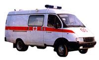 ГАЗ-32214 ГАЗель Скорая помощь (GAZ-32214 GAZelle Ambulance)