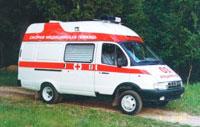ГАЗ-32214 Газель Самотлор-НН