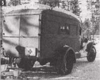 Санитарный автомобиль ГАЗ-55 (GAZ-55 ambulance)