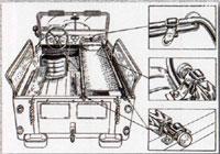 ГАЗ-69 - санитарный вариант (GAZ-69)