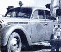 Москвич-400-420М медицинский (Moskvich MZMA 400/420M ambulance) 1947