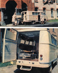 РАФ-977И Скорая помощь (RAF-977I ambulance) 1960