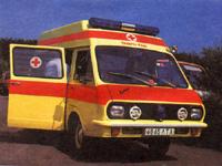 РАФ-ТАМРО Реанимобиль (RAF)