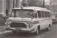 """ЗИЛ 118 """"Юность"""" реанимобиль, 1965 (ZIL-118 """"Yunost"""" ambulance)"""