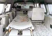 ЗИЛ-41047 Скорая помощь для Генсека (ZIL-41047 Ambulance)