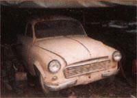 Шкода-1201 санитарный автомобиль (Skoda-1201 ambulance)