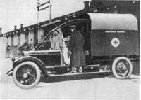 ���������� �����-���� ������� �����, 1914 (WWI Russian Army Rolls-Roys ambulance, 1914)
