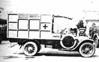 ������� ���������� ���������� ����, ������, 1912 (Military ambulance White H-30, Russia, 1912)