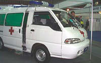 AMBULANCES.RU : : Базовые шасси автомобилей скорой помощи Машина Скорой Помощи Внутри