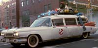 USA Cadillac Miller-Meteor 1959 Ghostbusters ambulance